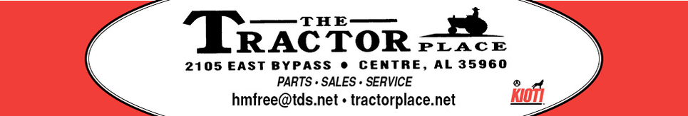 The tractor place